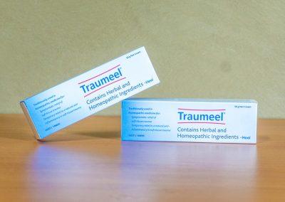 Soft tissue injury cream