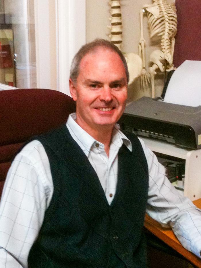 Dr Paul Stuchbery