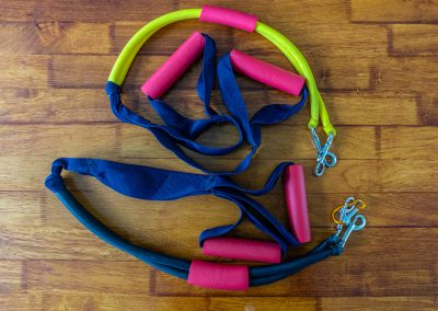 Resistance exercise equipment