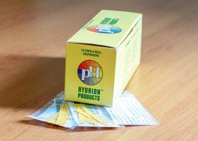 pH test kits